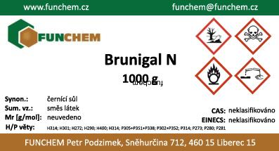 Brunigal N 1000 g