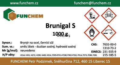 Brunigal S 1000 g